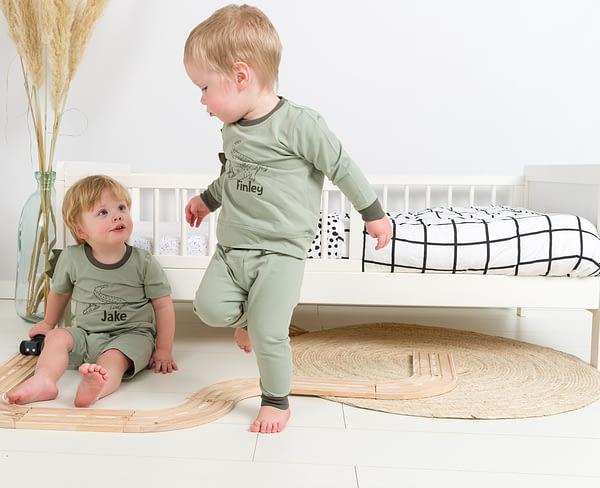 pyjama met naam