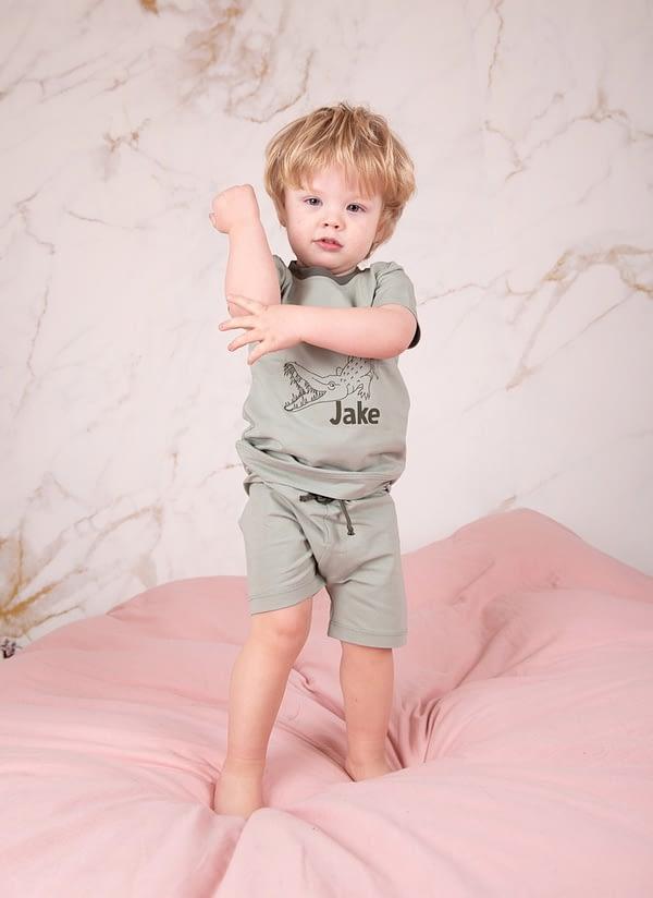 gepersonaliseerde pyjama