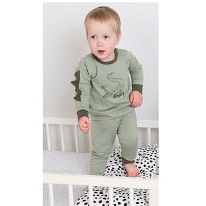 pyjama krokodil