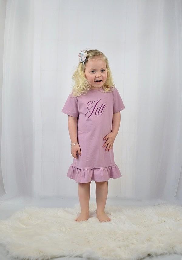 Nachthemd paars