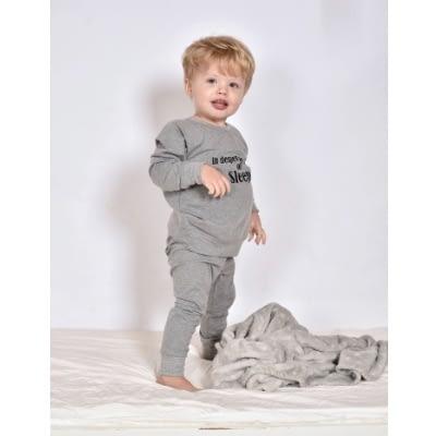 pyjama met eigen tekst
